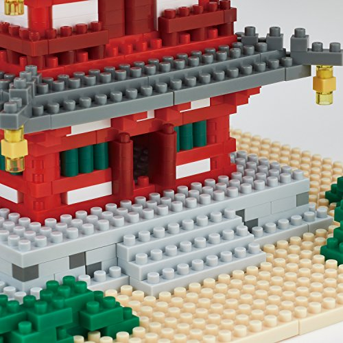 NANOBLOCK FIVE-STORIED PAGODA DELUXE EDITION NB-031