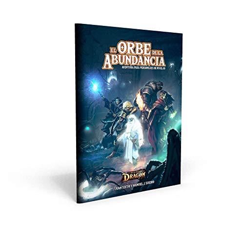nosolorol El resurgir del Dragon: El Orbe de la Abundancia - Suplemento de rol [Castellano]