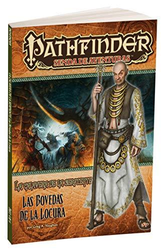 Pathfinder - La calavera de la serpiente: Las bovedas de la locura (Devir PFCASE4)