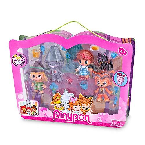 Pinypon Set Mago de OZ (Famosa 700013231)