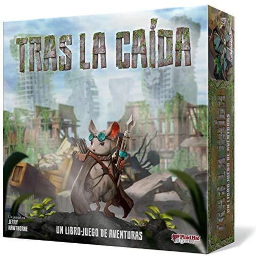 Plaid Hat Games- Tras la Caída, Color (PH3000ES)