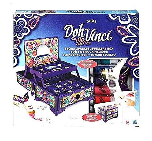 Play Doh Dohvinci - Joyero Secreto (Hasbro B7003EU4)