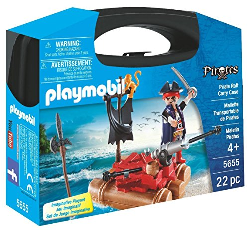 PLAYMOBIL Piratas Playset (5655)