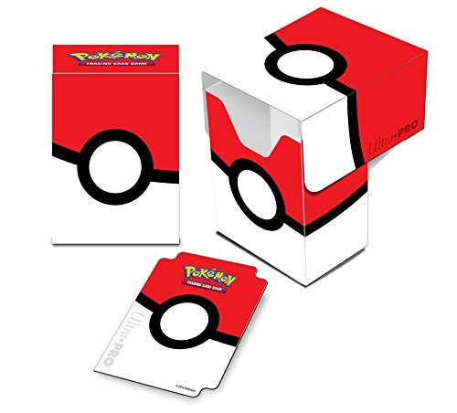 Pokemon 14574 Ultra Pro Pokeball - Caja de Pokeball