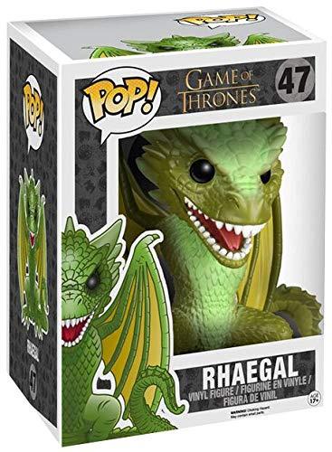 """POP! Vinilo - Game of Thrones: 6"""" Rhaegal"""