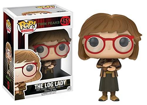 POP! Vinilo - Twin Peaks: Log Lady