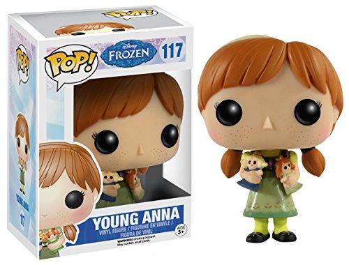 POP! Vinyl - Accesorio para playsets Disney Frozen (FK4831)