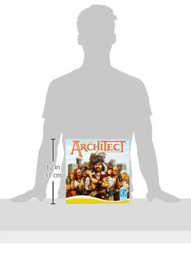 Queen Games 20020 - Queen´s Architect, Juego de Mesa