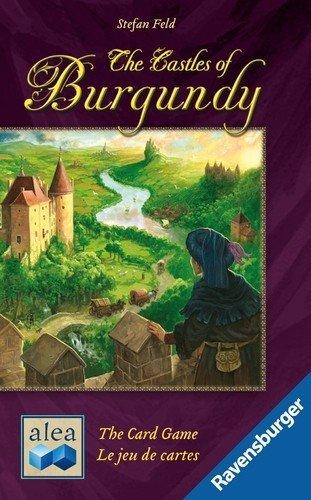 Ravensburger81503Castillos de Borgogne-Juego de Cartas (Idioma español no garantizado)