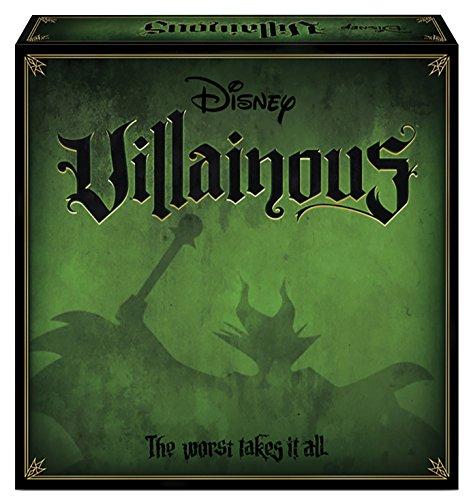 Ravensburger Disney Juego-¿Qué Villano Eres, Multicolor (22489)
