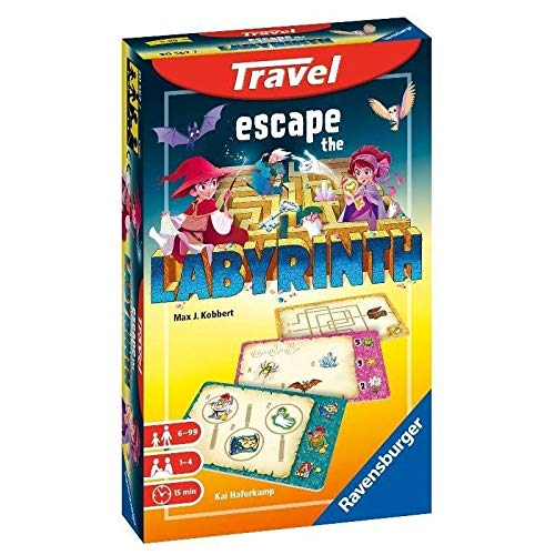 Ravensburger - Escape the Labyrinth(Ravensburger 20567)