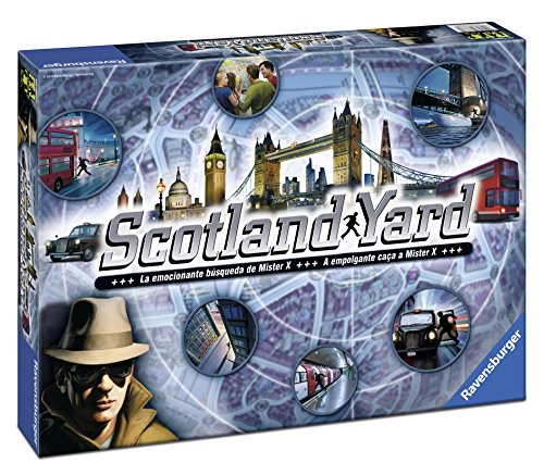 Ravensburger - Scotland Yard, juego de mesa (26673 9) , color/modelo surtido