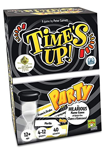 Repos ASMTUP1EN02 Time's Up Party (edición del Reino Unido), varios colores , color/modelo surtido