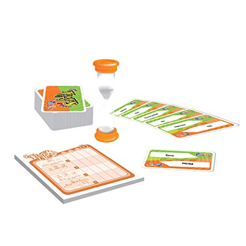 Repos Production- Family 2, Color Naranja (RPTUFA02)