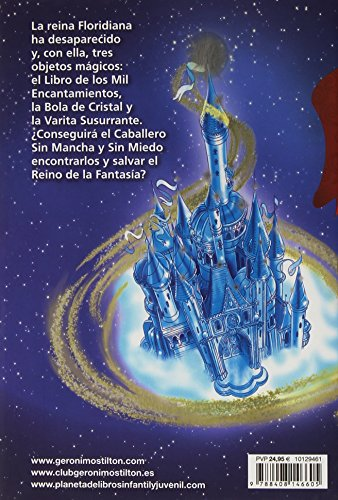 Rescate en el Reino de la Fantasía. Noveno viaje: Noveno viaje (Geronimo Stilton)