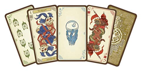 RiverHorse Labyrinth Card Game from