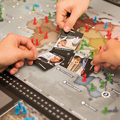 Rudy Games Leaders Juego interactivo de estrategia sobre acompañado con aplicación (2019) , color/modelo surtido