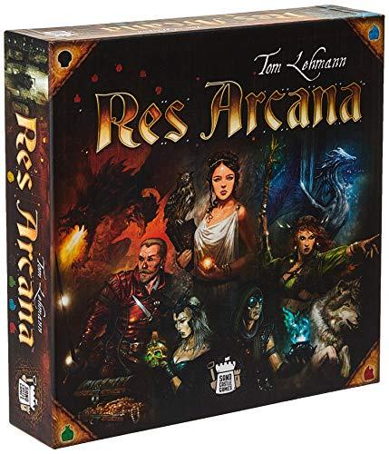 Sand Castle Games RA0101 Res Arcana, colores variados, estándar , color/modelo surtido