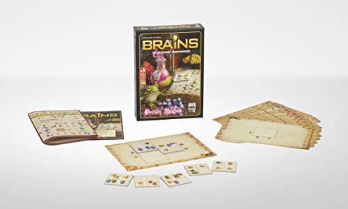 SD Games- Brains Poción Mágica (SDGBRAINS03)