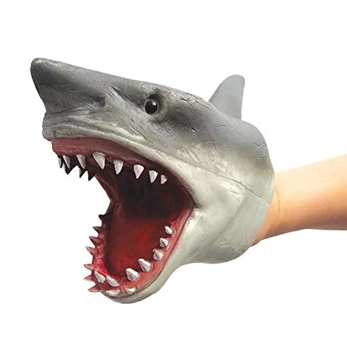 Shark Hand Puppet by Schylling