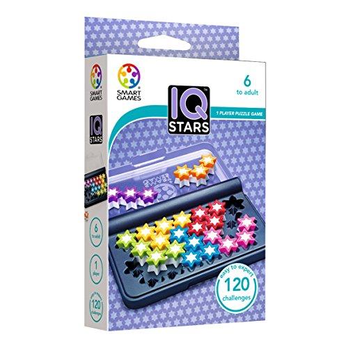 Smart Games- IQ Stars, Multicolor (SG411)