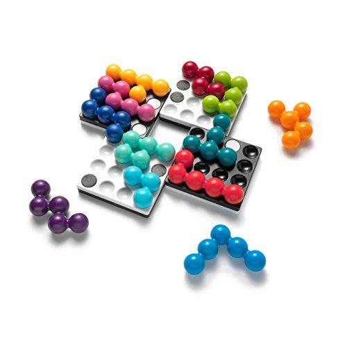 SmartGames Quadrillion Child Niño/niña - Juegos educativos (Multicolor, Child, Niño/niña, 7 año(s), 99 año(s), 80 Pieza(s))