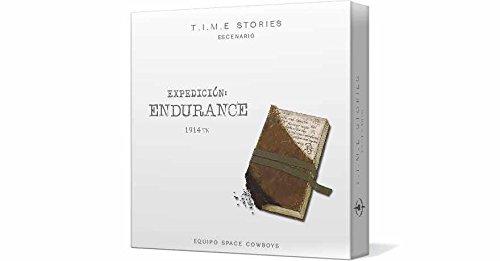 Space Cowboys- T.I.M.E. Stories - Expedición Endurance - Español (Asmodee ADESCTS05ES)