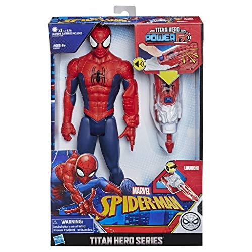 Spider-Man Titan Fx Power 2 (Versión Española) (Hasbro E3552105)