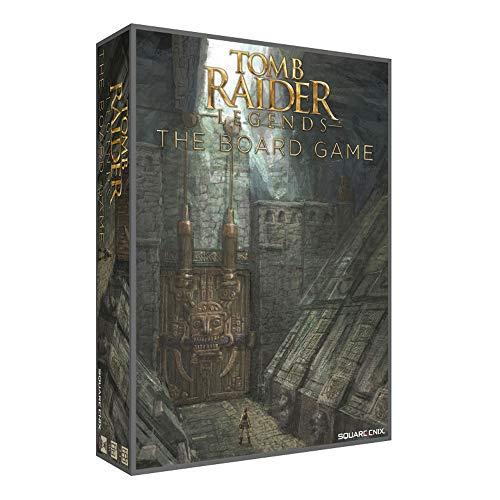 Square Enix- Tomb Raider Legends The Board Game Ingles (BGXTOMBZZZ05)