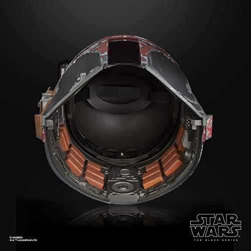 Star Wars Black Series Casco Electrónico Boba Fett (Hasbro E75435L0)