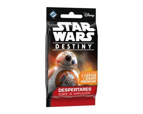Star Wars - Despertares: Sobres de ampliación Destiny, Juego de Mesa (Edge Entertainment EDGSWD03)