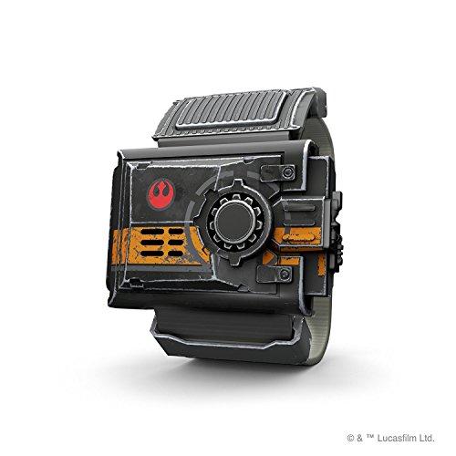 Star Wars  Force Band - Pulsera para robot electrónico Droid BB-8, color negro (Sphero R001SRW)