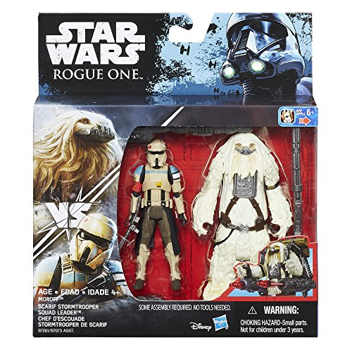 Star Wars Rogue One Juguetes, Multicolor, Estándar (Hasbro B7261AS0)