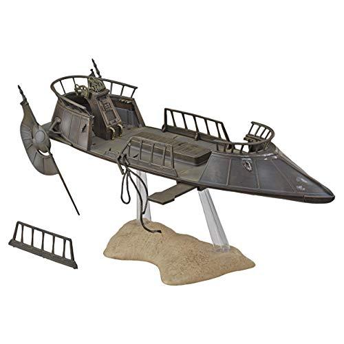 Star Wars - Vintage Vehículo Jabbas Skiff(HasbroE6060EU4)