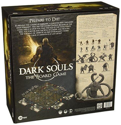 Steamforge Games - Juego de Mesa Dark Souls SFGD001 (versión en inglés)