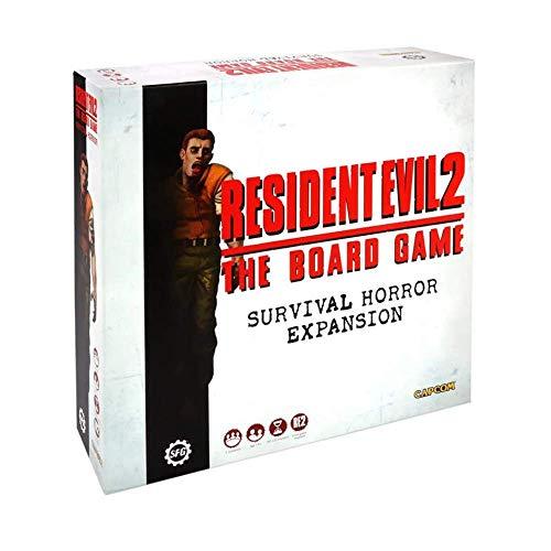 Steamforge Games Resident Evil 2: Survival Horror Expansion