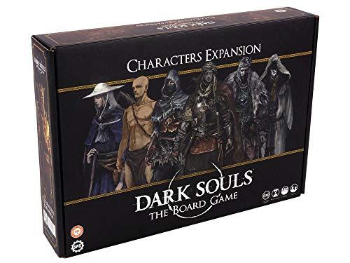 Steamforged Dark Souls: The Board Game - Character Expansion - English