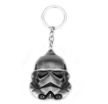 S&W Llavero Casco Soldado Imperial     Stormtroopers ((( Star Wars ))) (Antracita)