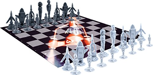 Tactic Games UK Thunderbirds Classic 50th Anniversary Chess Game by Tactic Games UK