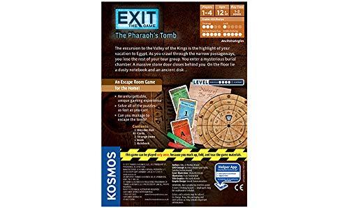 Thames & Kosmos- Exit: Pharaohs Tomb (Thames and Kosmos 692698)