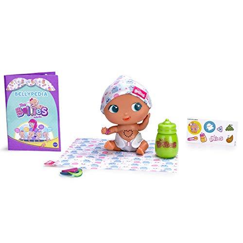 The Bellies - Bobby-Boo, muñeco Interactivo para niños y niñas de 3 a 8 años (Famosa 700014566)