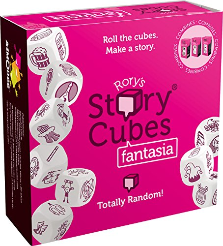 The Creativity Hub rsc28 la historia de Rory cubos Fantasia, pack de 1 , color/modelo surtido