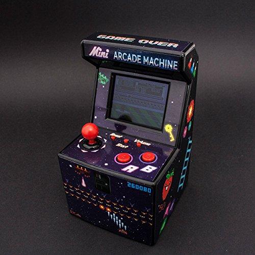 Thumbs Up!- 1001473 Retro Mini Arcade Machine, Multicolor (OR-240IN1ARC)