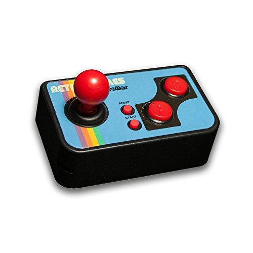 Thumbs Up MINTVGAME - Controlador de Juegos, diseño Retro