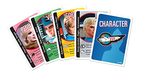 Thunderbirds Licensed Co-Operative Board Game