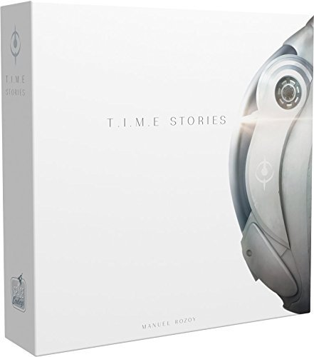 T.I.M.E. Stories (versión en inglés)