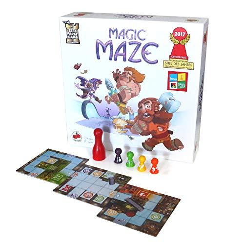Tomatoes Games Magic Maze, Multicolor (8437016497128-0)
