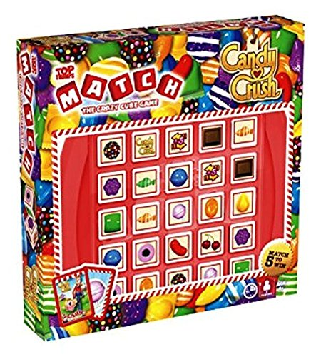 Top Trumps Candy Crush Match Junta Juego