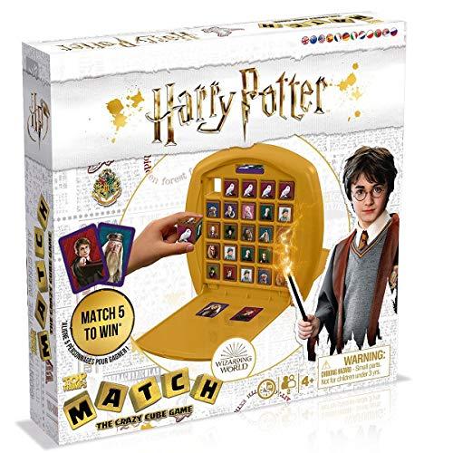 Top Trumps Match Harry Potter, Multicolor (Winning Moves WM00101-ML1-6)