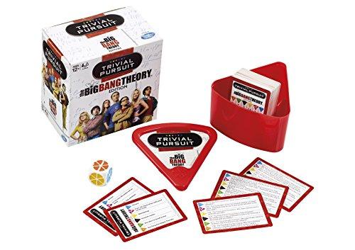 Trivial Pursuit - Juego de Preguntas, Tema Big Bang Theory, para 2 o más Jugadores (Winning Moves 22934) (versión en inglés)
